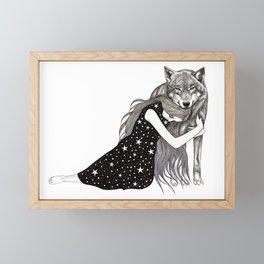 Special Star Framed Mini Art Print