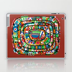 Planet of all good people Laptop & iPad Skin