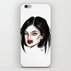 Kylie jenner iPhone & iPod Skin