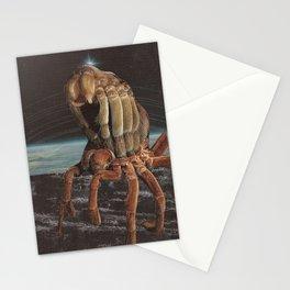 Spider Light of Venus Stationery Cards