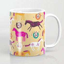 Lucky Horses Coffee Mug