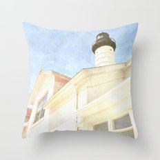 The Keeper's Quarters Throw Pillow