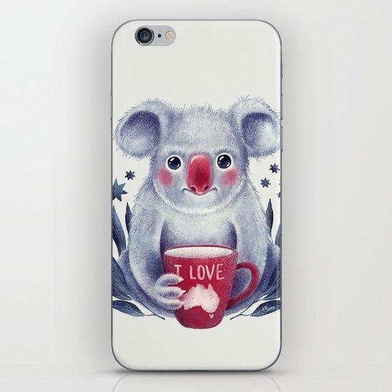 I♥Australia iPhone & iPod Skin