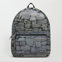 Dry stone wall Backpack