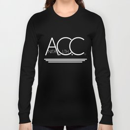 ACC Long Sleeve T-shirt