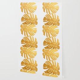 Golden leaf XIII Wallpaper