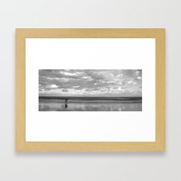 Every Moment Matters Framed Art Print