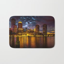 Harbor Lights Bath Mat