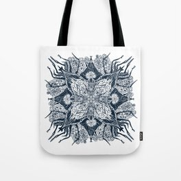 Thoughts about bugs Tote Bag