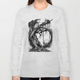 Tree Swing Long Sleeve T-shirt