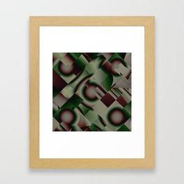 PureColor 2 Framed Art Print