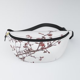 Tree Leaves Spring Fanny Pack