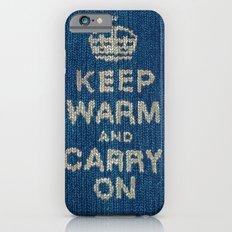 Winter Lovers II Slim Case iPhone 6s