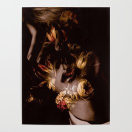 Autumn Roses   Baekhyun Poster