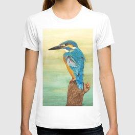 Kingfisher I: Serenity T-shirt