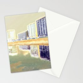 Oceanfront Reflections Stationery Cards