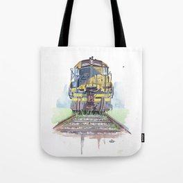 yellowfreight Tote Bag