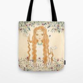 Queen Jodha Tote Bag