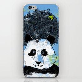 Mad Panda iPhone Skin