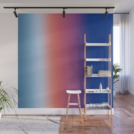 Ombre Clouds 1 Wall Mural