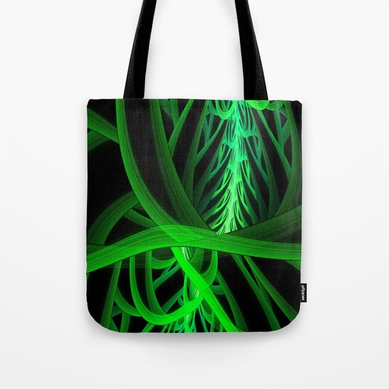 Jungle Vines Tote Bag