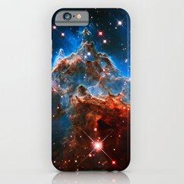Monkey Head Nebula iPhone Case