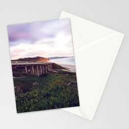 Sunset at Torrey Pines Stationery Cards