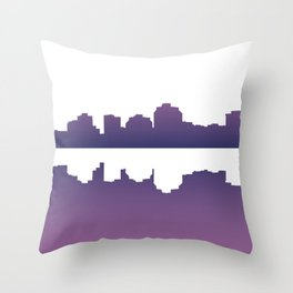 Halifax Afternoon Throw Pillow