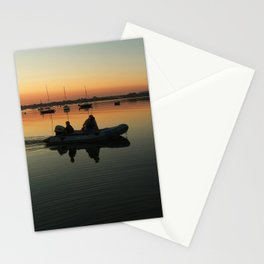 End of the Day Stationery Cards