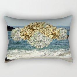 Andromedan House En el Aire de Mazunte Rectangular Pillow