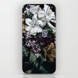 Beautiful Bohemian Bouquet iPhone Skin