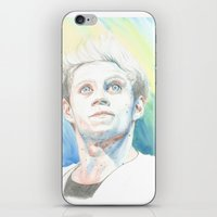 niall iPhone & iPod Skins featuring Niall by Rach