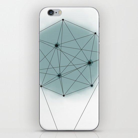 poly_ iPhone & iPod Skin