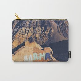 Karma Mountain Carry-All Pouch