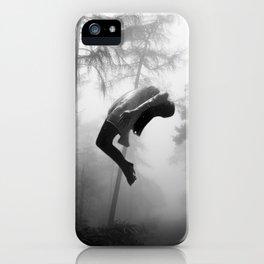 LEVITATION iPhone Case