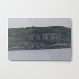 Bailey Island Metal Print