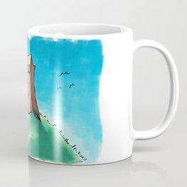 Sun on the Monolith Coffee Mug