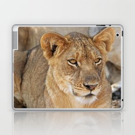 The Young One - Africa wildlife Laptop & iPad Skin