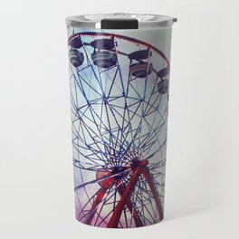 To Touch the Sky Travel Mug