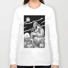 It's the Great Cthulhu! Long Sleeve T-shirt