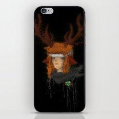 Hans iPhone & iPod Skin