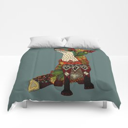 fox love Comforters