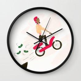 f.b.m.m. Wall Clock