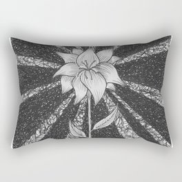 Solar Beam Rectangular Pillow