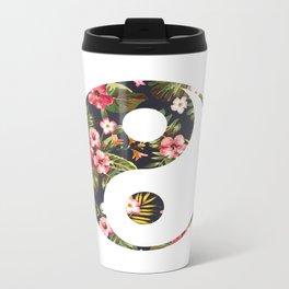 Yin Yang Metal Travel Mug