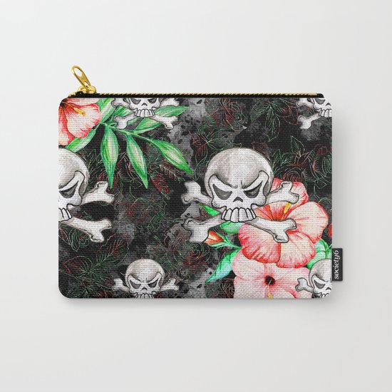 Pirate #4 Carry-All Pouch