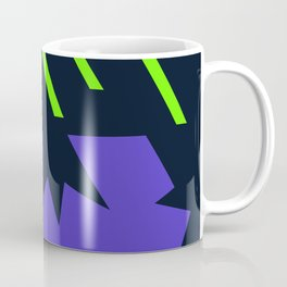 Acid rain on volcanic landscape Coffee Mug