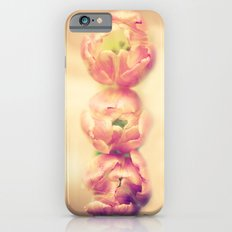 Side by Side (Tulips) Slim Case iPhone 6