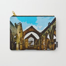 Heptonstall Ruins Carry-All Pouch