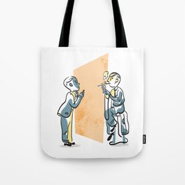 Gottlieb and Turing Tote Bag